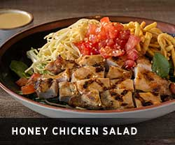 Honey Chicken Salad